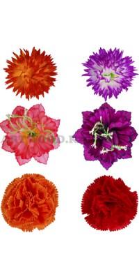 Голівки штучних квітів
