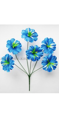 Збірний букет із штучних квітів