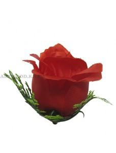 Букет роза бутон в розетке А229