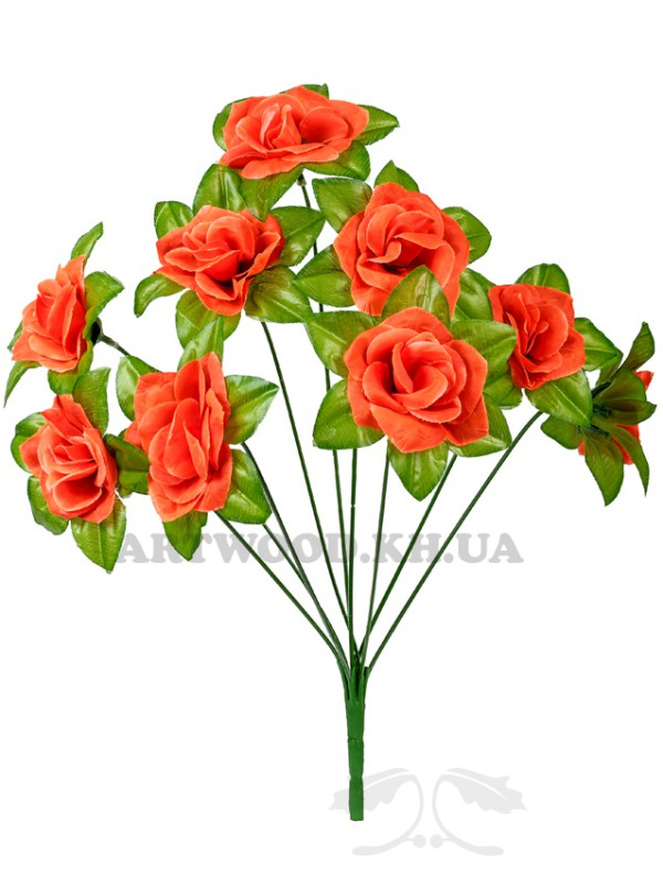 Букет троянд А077