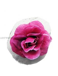 Букет роза с вуалью А771