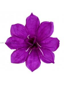 """Искусственные цветы оптом. Букет искусственных цветов """"Гибискус с тычинкой 403"""""""