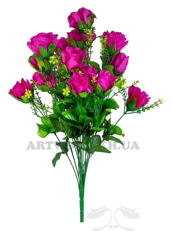 Букет троянда бутон А311-18