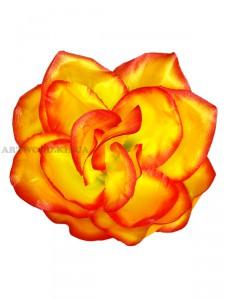 Насадка троянда розкрита 014