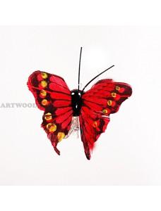 Бабочка на прищепке DE 9096