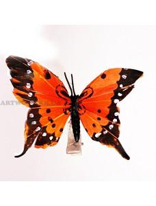 Бабочка на прищепке DE 9102