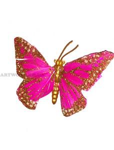 Бабочка на прищепке DE 9119